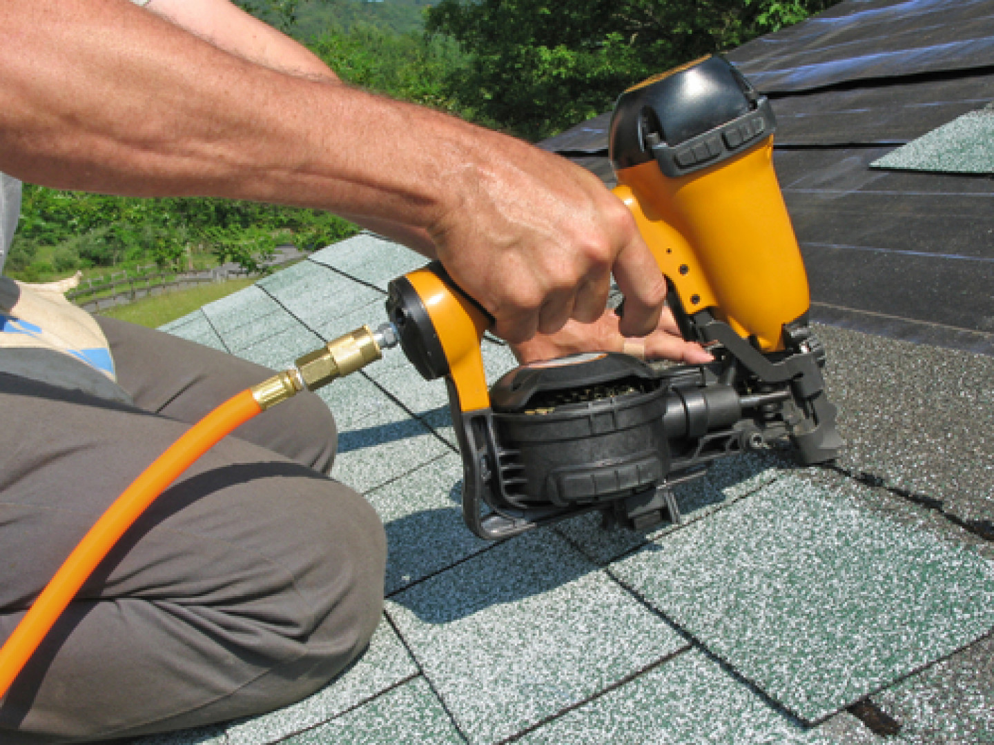 Protect your home with asphalt shingles